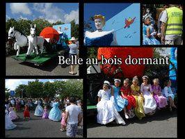 Cavalcade catelolonnaise 2014 / Photos du défilé de chars