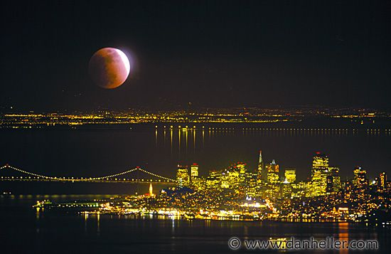 blood moon eclipse san francisco - photo #33