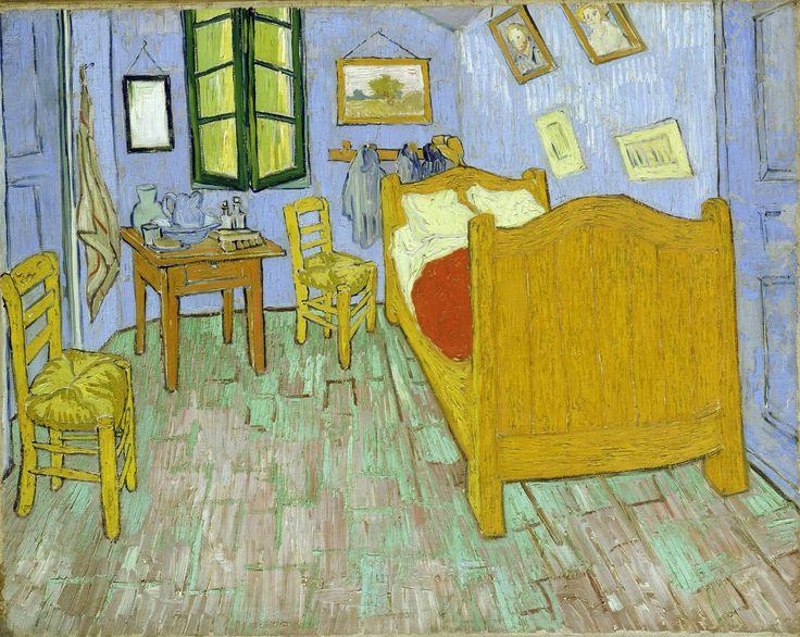 Спальня | Искусство Ван Гога