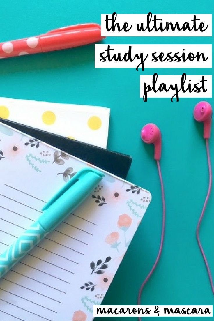 The Ultimate Study Session Playlist