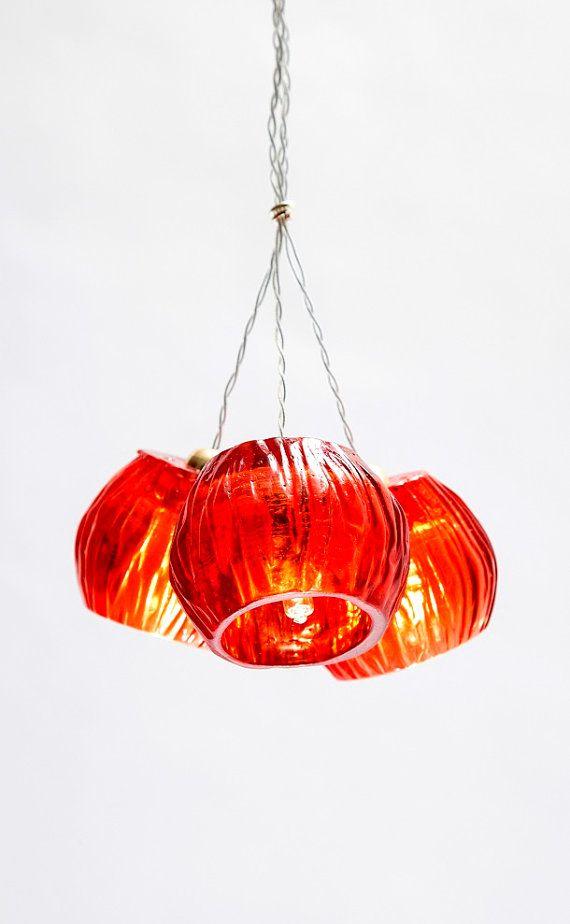 Red Ceiling Lighting | Lighting Ideas