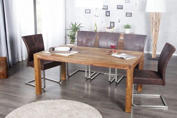 Jedálenský stôl z masívu LAOSE V