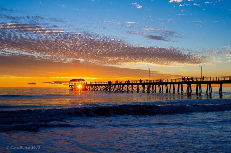 Henley Beach Jetty - Adelaide