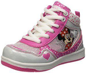 Walt Disney S13305HAZ, Chaussures pour nouveau-né fille - Rose - Rosa (032), 29 EU