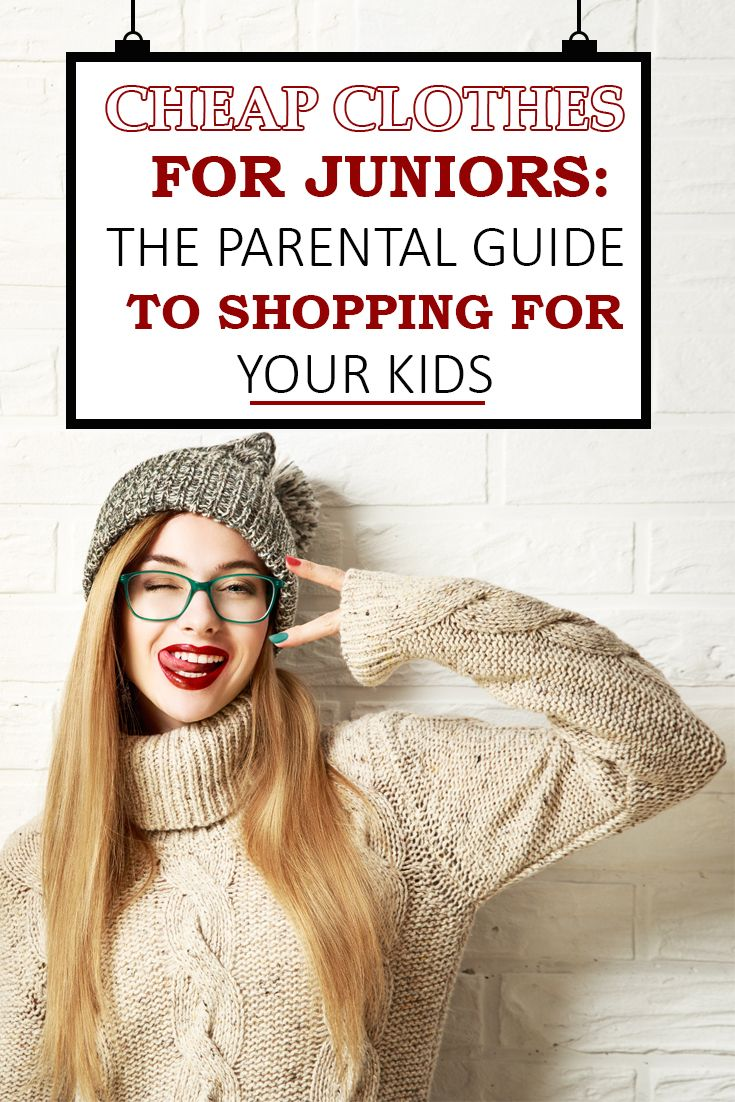 Cheap Clothes For Juniors: The Parental Guide To Shopping For Your Kids>> http://declarebeauty.com/style/cheap-clothes-juniors/
