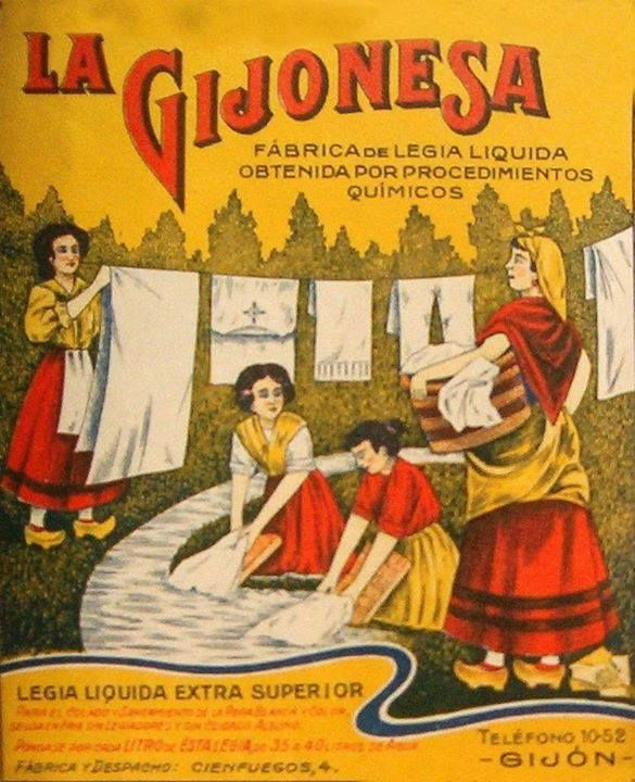 Lejía La Gijonesa