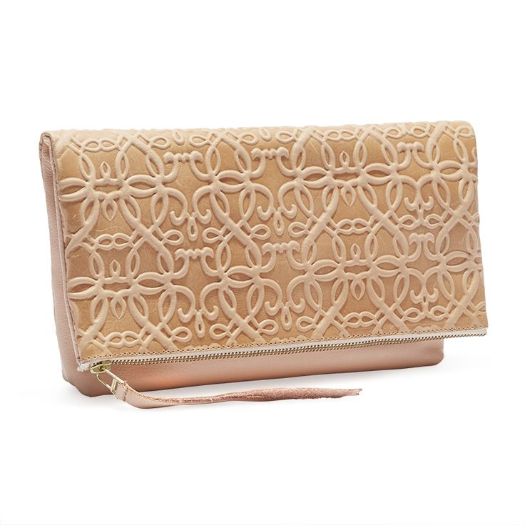 Statement Clutch - Coral sky by VIDA VIDA Nd2hcTtVyl