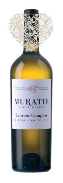 Laurens Campher #wine www.muratie.co.za