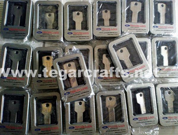 USB Flashdrive 16GB key model, ordered by PT Honda Lock Indonesia, Cibitung Bekasi West Java Indonesia. January 16, 2018