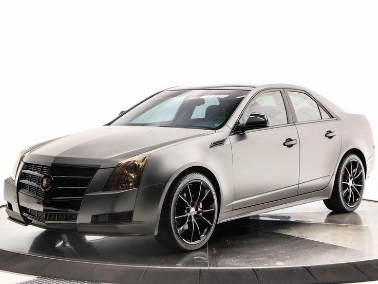 2010 Cadillac CTS -- | eBay