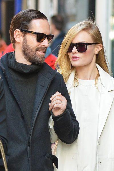 Kate Bosworth & Michael Polish // stylish couple
