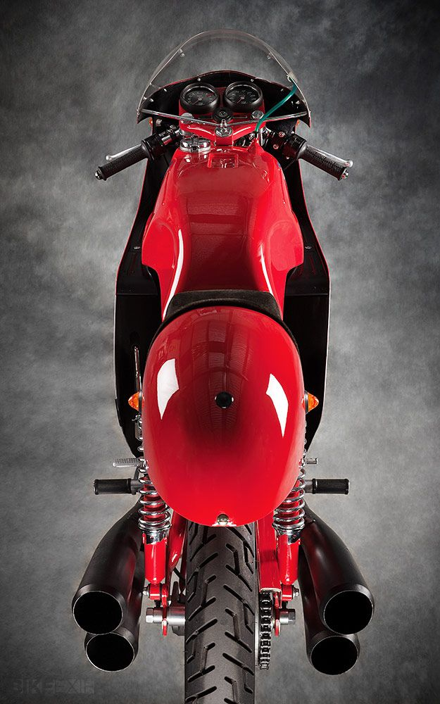 mv agusta grand Prix replica.  keep it in the living room.