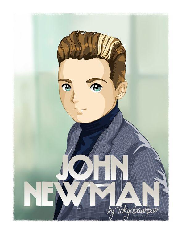 John Newman by Tokyobanhbao www.tokyobanhbao.com