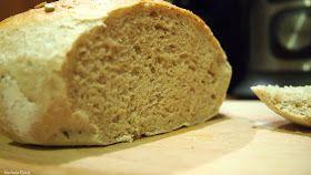 Gotowanie: Chleb na kwasie z ogórków kiszonych. Wersja ulepszona