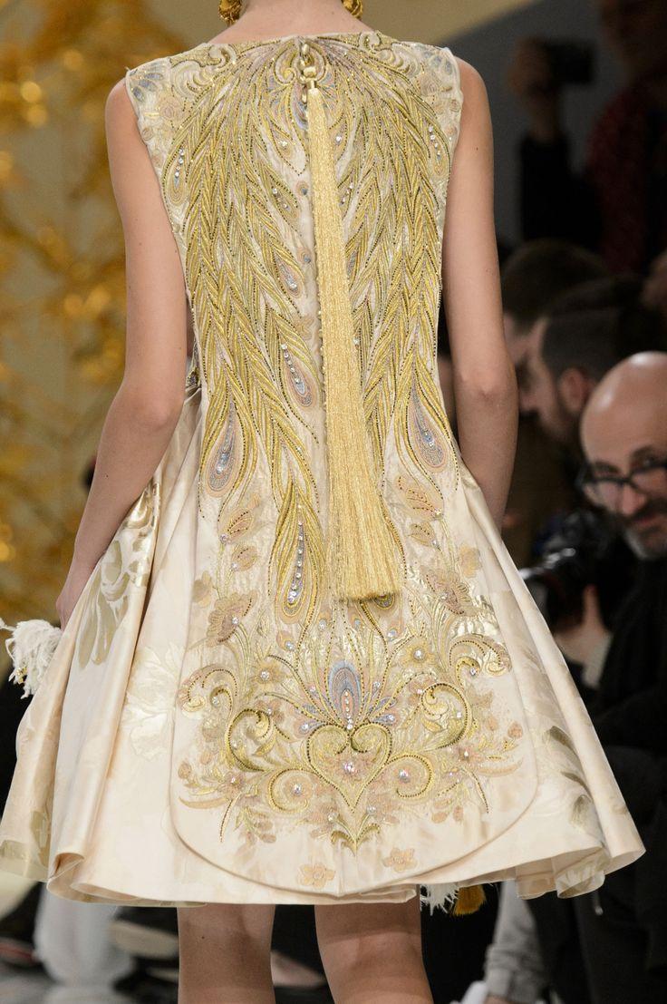 Guo Pei dress