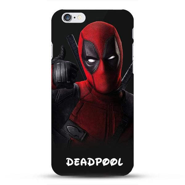 Superhero Phone Case for iPhone 7 / 7 Plus / 6 / 6s Plus