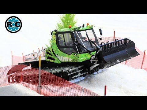 RC PISTENRAUPE, RC PISTEN BULLY - Parcours Intermodellbau Dortmund - YouTube