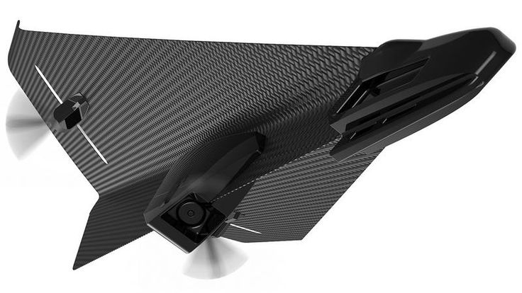 The Carbon Flyer is the world's first all carbon fiber personal drone, with an on board video camera, controlled by your smartphone via Bluetooth.