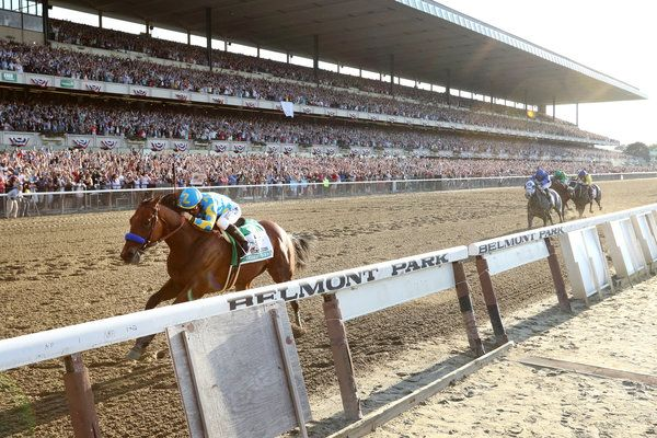 American Pharoah Wins Belmont Stakes and Triple Crown - NYTimes.com