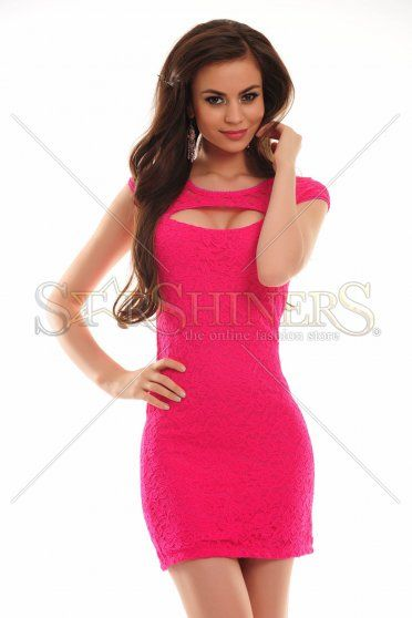 Rochie Chic Situation Pink