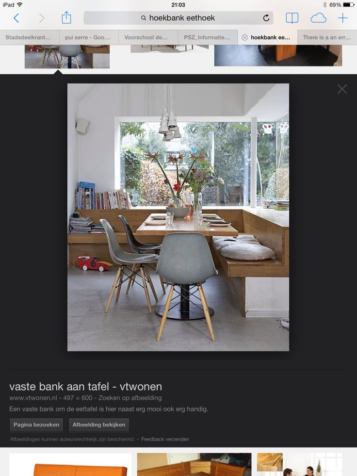 Keuken Stopcontact Inbouw : Inbouw bank: Dining Rooms, Big Window, Breakfast Nooks, Dinners Tables