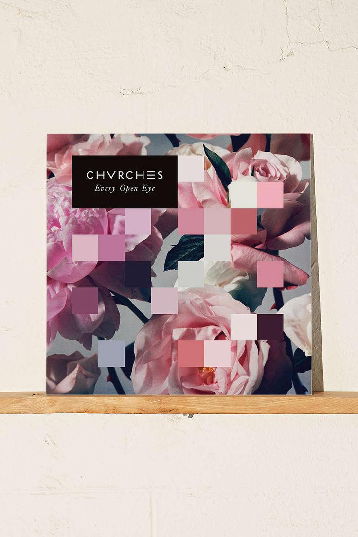 Chvrches - Every Open Eye LP - Urban Outfitters