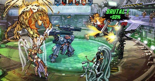 Tips dan Trik Main Mutants Genetic Gladiators Part 3 - Technoethnic