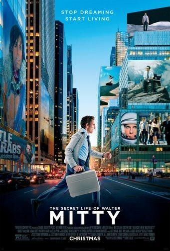 Secret Life Of Walter Mitty Movie Poster Puzzle Fun-Size 120 pcs