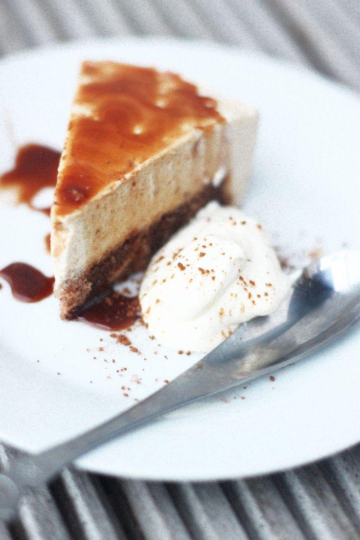 Sugar Break: Toffee Nut Latte Cheesecake