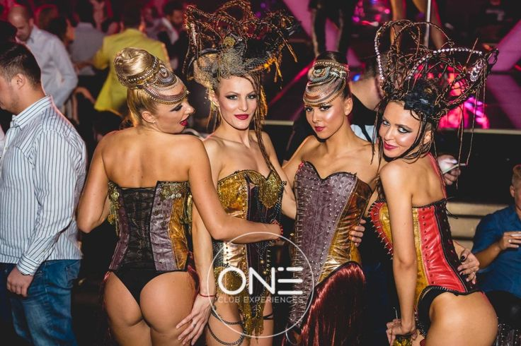 Do you #TWERK? Or do you #VOGUE? - One Club Bucharest