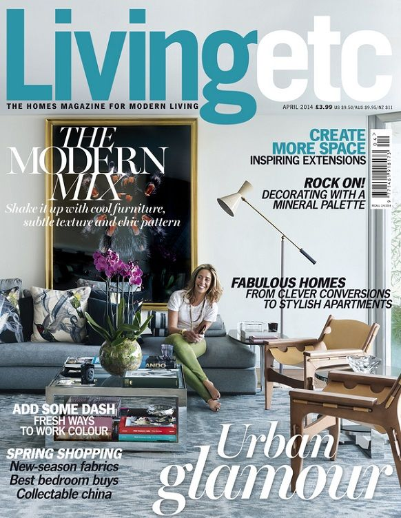 Living Etc   April
