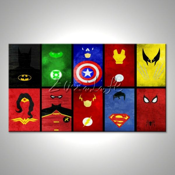 80 Easy Canvas Painting Ideas Superhero Canvas Painting Avengers Canvas Painting Spiderman Canvas Painting