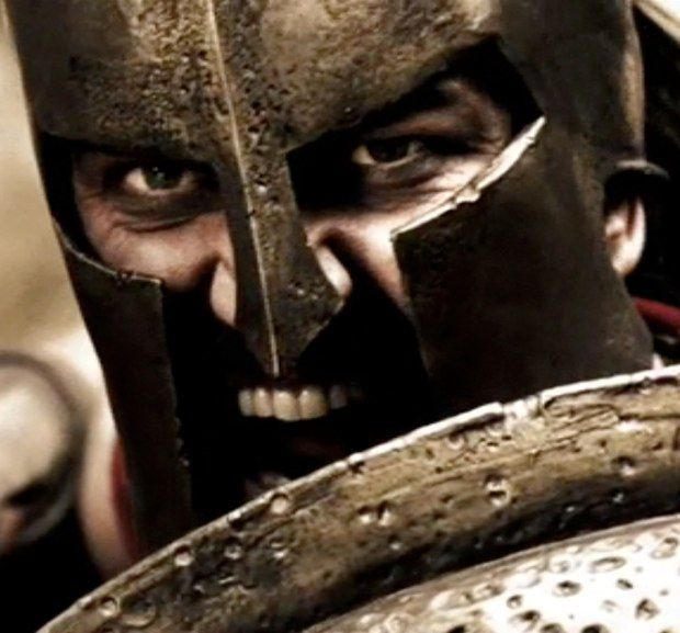 One of the oldest and best trained, most famous and feared infantry units, spartans!