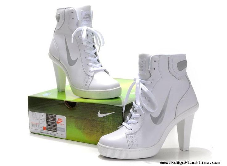 Nike High Heels white For Women For Sale