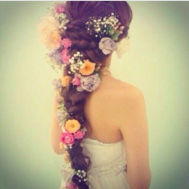 """華やかでエレガント*アナ雪""""エルサの髪型""""がとってもかわいい♡にて紹介している画像"""