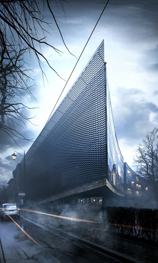 CGarchitect - Professional 3D Architectural Visualization User Community | LUBICZ Office Center