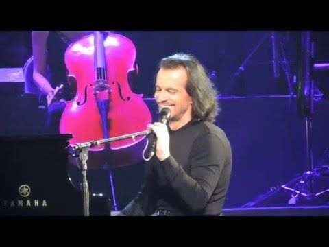 Video by: Cal Vid  Yanni's 2016 Concert Tour Comes To The Midwest In July! http://www.yanni.com/tour