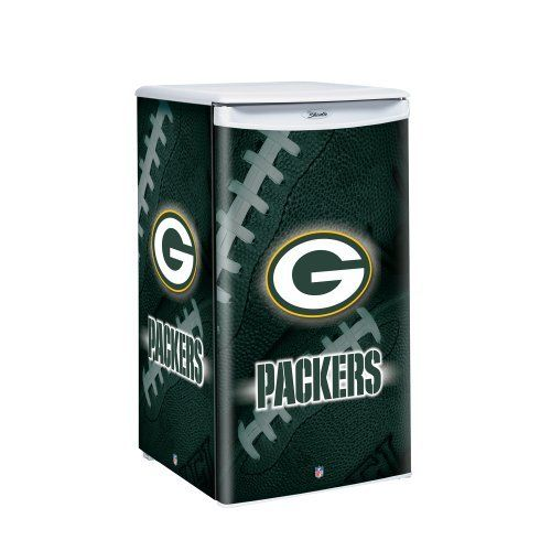 NFL Green Bay Packers Counter Top Refrigerator by Boelter Brands. $299.99. From…