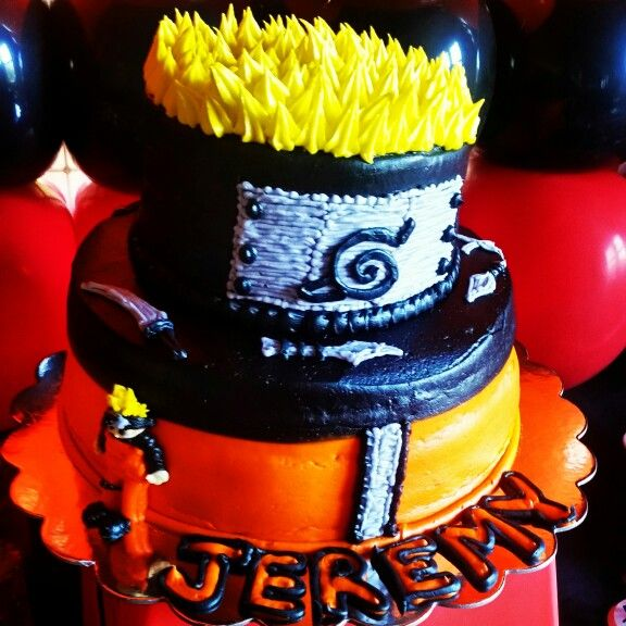 Pin By Ashley Lewis On Naruto Birthday Party Ideas