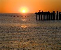 Sunset - Laaiplek