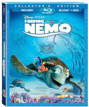 Finding Nemo DVD Review