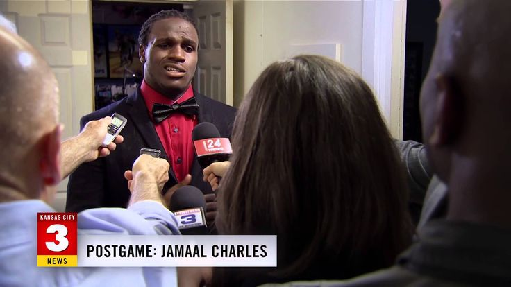 Jamaal Charles Faces Buffalo Wild Wings Allegations