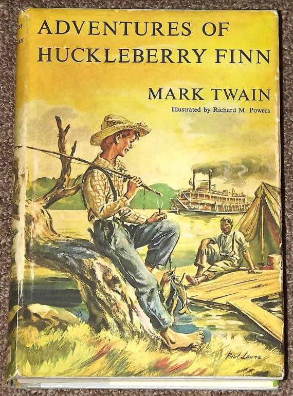 the adventures of huckleberry finn by mark twain 3 essay A summary of themes in mark twain's the adventures of huckleberry finn learn exactly what happened in this chapter, scene, or section of the adventures of.