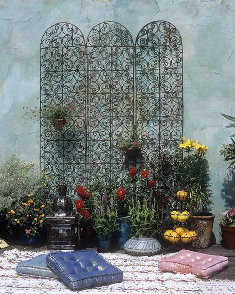 17 Best Images About Ideas For A Moroccan Courtyard On