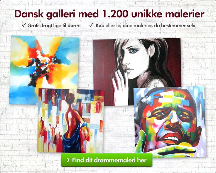 Find dit drømmemaleri
