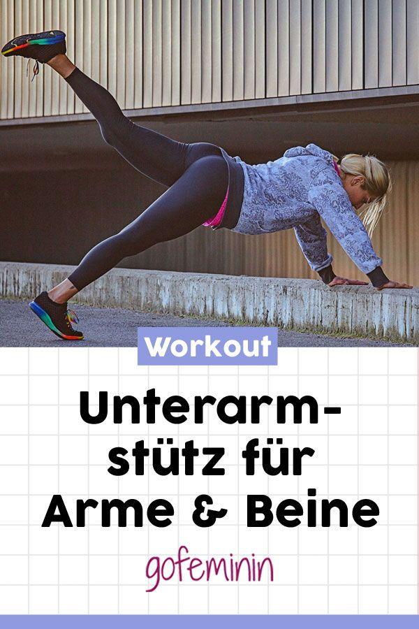 Workout mit Detlef D! Soost: Die Unterarmstütz trainiert nicht nur Arme und Beine, sondern den gesamten Körper! #unterarmstuetz #armtraining #beintraining #fitness #workout #ganzkoerperworkout #fitnessuebung