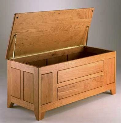 Combine fine woodworking and useful storage, and you've got my attention. So let's start our tour of notable blanket boxes with a lovely b...