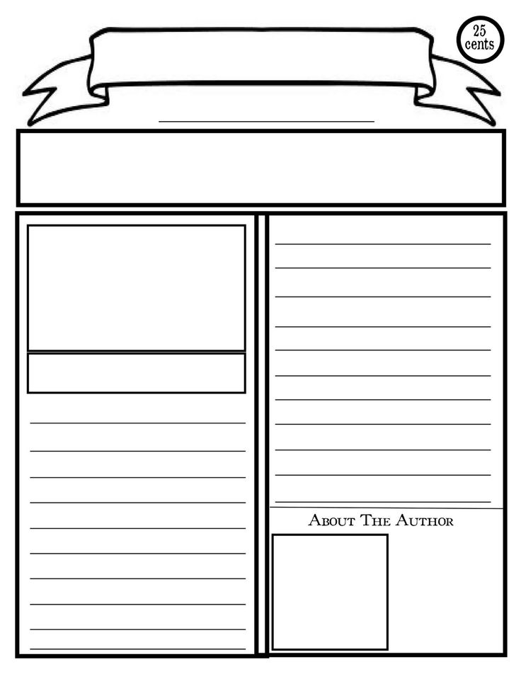 11 Best Class Newspaper Ideas Images On Pinterest | Teaching Ideas