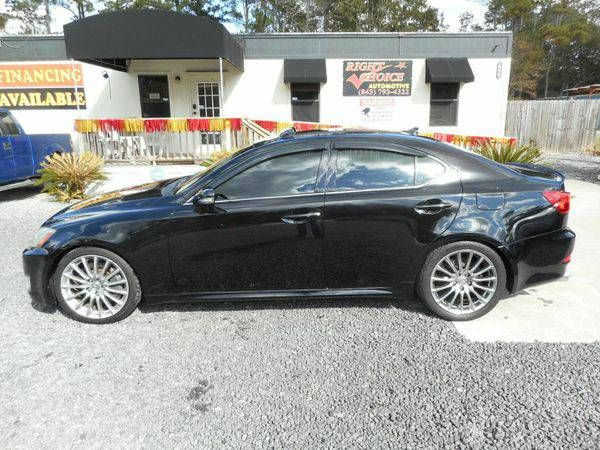 2010 Lexus IS 350 PMTS START @ $250/MONTH & UP ( Right Choice Automotive Biz) $13900