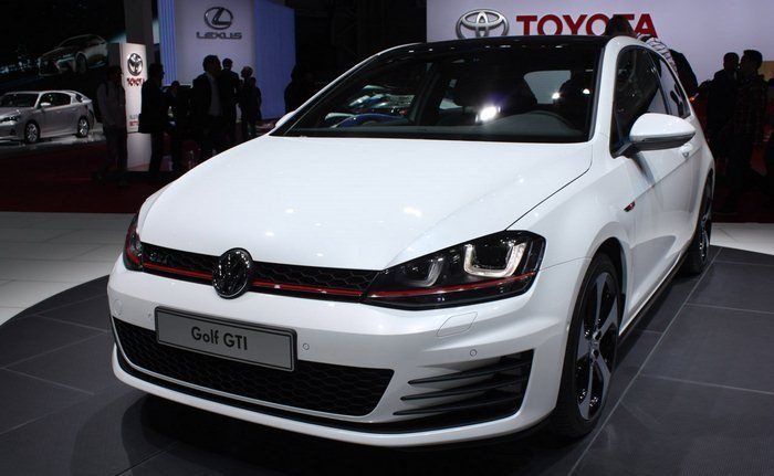 One of the new stars of the Paris Motor Show 2012 has undoubtedly been the Volkswagen Golf VII